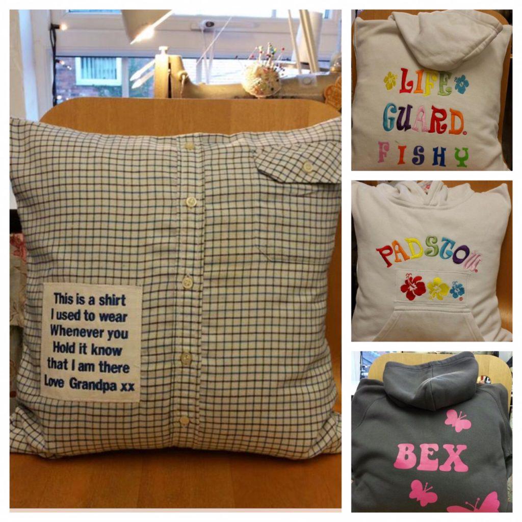 Ladies Pass It On Blog: memory Cushion