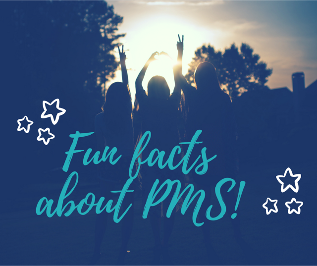 Know Your Hormones/ Fun Facts about PMS/ Ladies Pass It On Blog