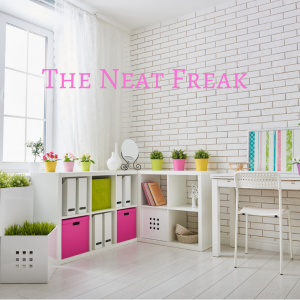THE NEAT FREAK!