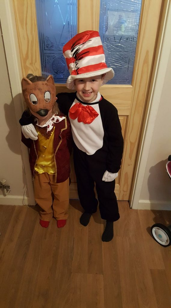 CAT IN THE HAT/ FANTASTIC MR FOX/ WORLD BOOK DAY PARADE