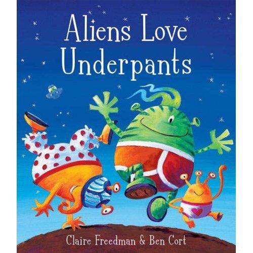aliens love underpants/ world book day cheats/ wonen's blog/ genius world book day cheats