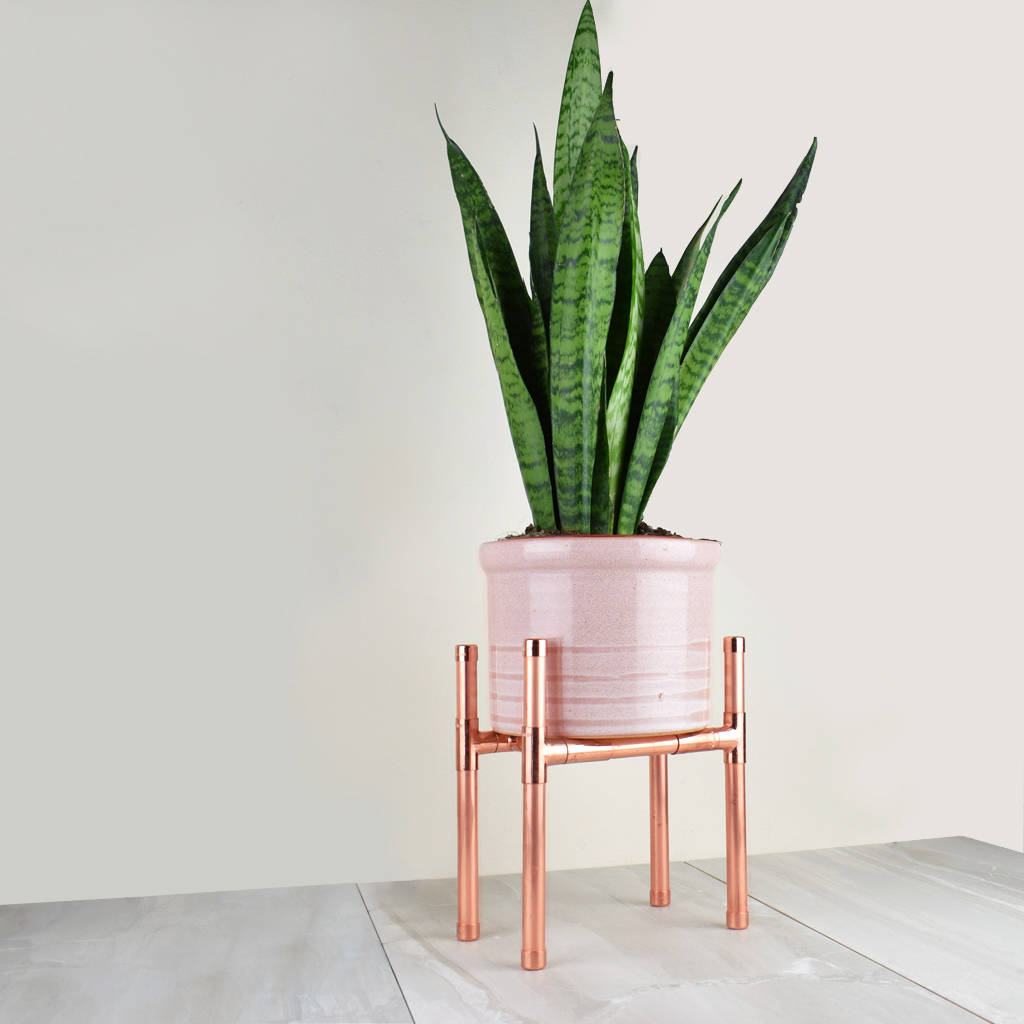 Copper plant stand/ Mother's Day gifts she'll love